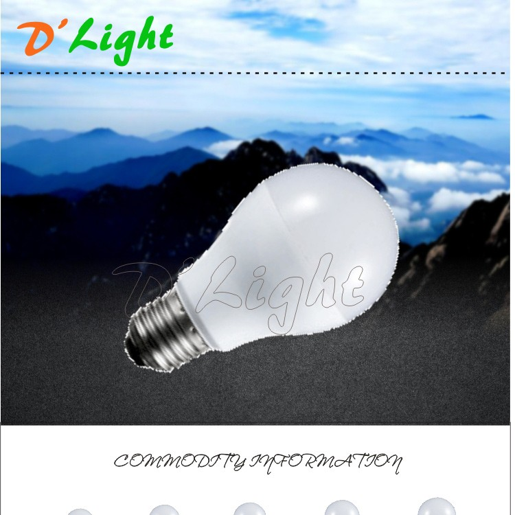 7w Led Bulb Led Energy Saving Lamp China New Product P 10 Ful ...