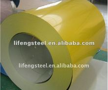 2012 hot! color coated volume/prepainted galvanized steel strip coils /galvanized painted steel strip coil