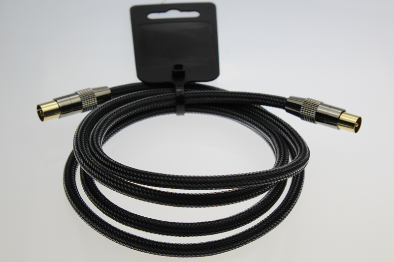 75ohm Ccs Cu Ccs Rg6u Splicing Coaxial Cable Aerial Cable - Buy Tv ...
