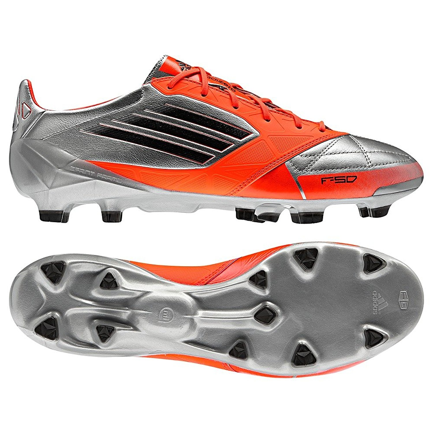 Get Quotations · F50 adizero TRX FG Leather Size 7.5 1903f2d5de48c