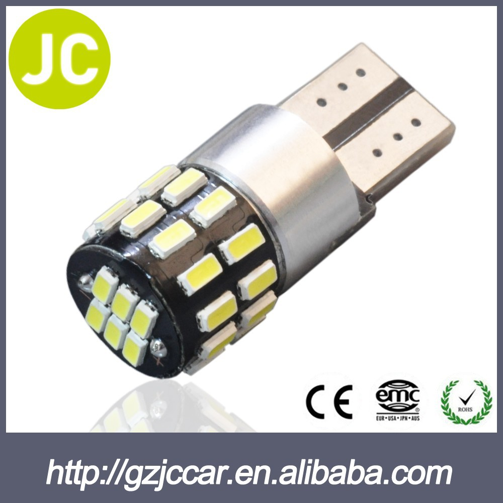 2016 New produce!!! 12v-24v 3014 30smd canbus car accessories guangzhou wholesale