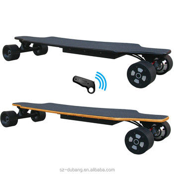 Remote Control Skateboard >> Db808 Remote Control Electric Skateboard Boosted Board Wholesale Price Dual Hub Motor Electric Longboard Pennyboard View Boosted Board Electric