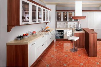 Kleine keuken aangepaste ontwerpen elegante keuken kast aanrecht