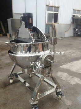 commercial cooking mixing machine for food