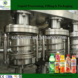 RCGF Automatic Green Tea Processing / Making Machine / Plant/ Hot Filling for PET Bottle/ Zhangjiagang city