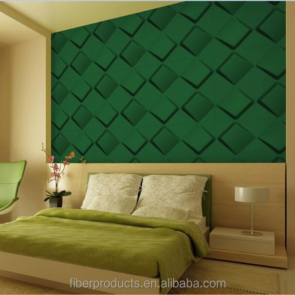 인테리어 디자인 3D 월마트 로비 벽 패널 벽 보드-벽지 또는 벽 ...