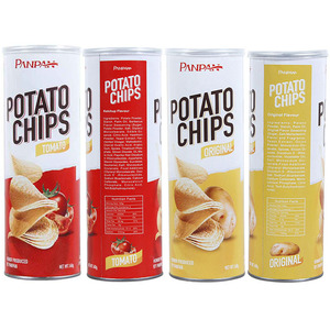 Panpan vietnam food export products potato chip
