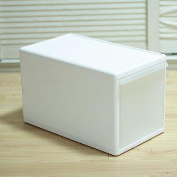 empilable maison cuisine bureau bo tes de rangement en plastique transparent bo tes chaussures. Black Bedroom Furniture Sets. Home Design Ideas