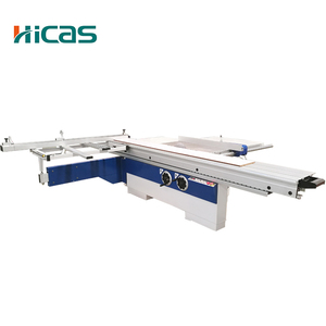 High Quality Precision Sliding Table Panel Saw Machine With Scoring Blade