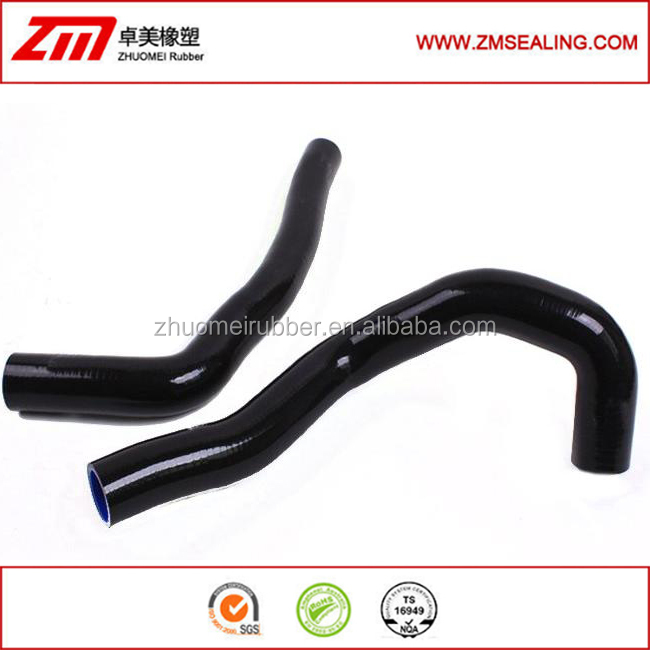 Silicone turbo hose for Toyota MARK II JZX90 92-96 (2 pcs)