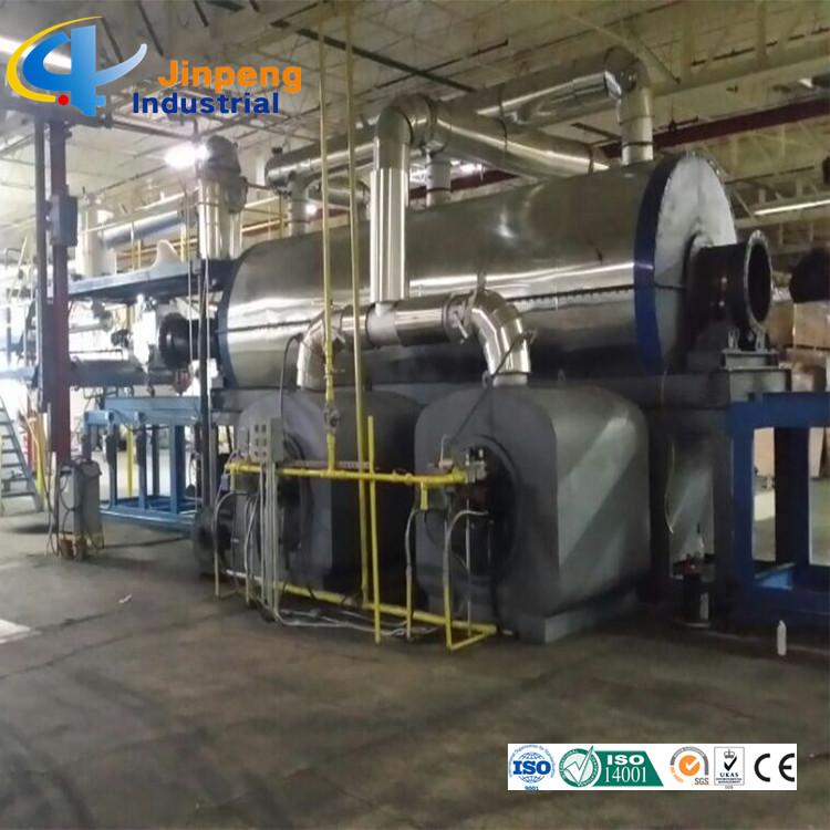 China plastic to oil pyrolysis machine wholesale 🇨🇳 - Alibaba