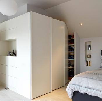White Bedroom Wardrobes Large Armoire Wardrobe Korean Furniture Design