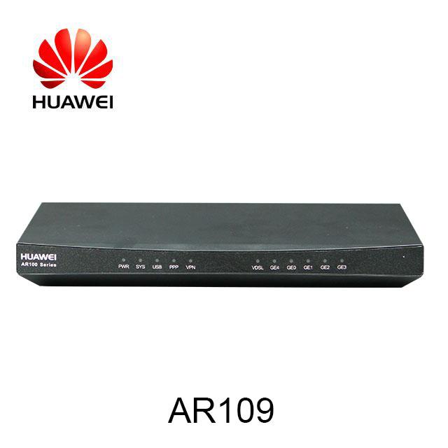 Huawei Ar109 Router 4 X Ge Lan 1 X Vdsl2/adsl 1 X Ge Wan Port - Buy Huawei  Ar109,Vdsl2/adsl Router,Huawei Router Product on Alibaba com