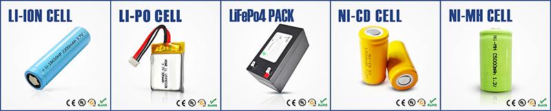 Ricaricabile 6V AA 1200mAh NIMH battery pack