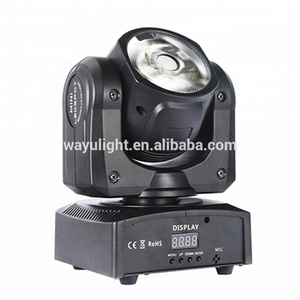 60W LED Spot light Disco Club KTV bar gobo moving head light