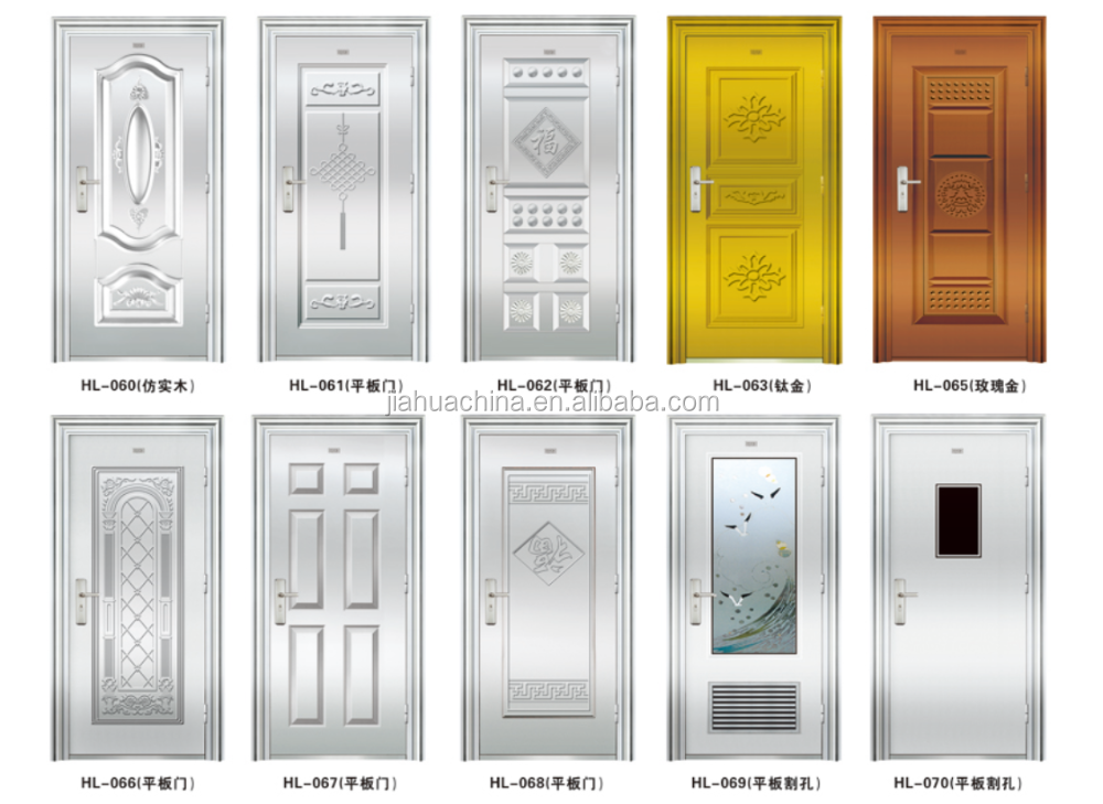 Alibaba best sale stainless steel door design security for Buy screen door