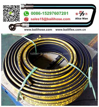 Alfagomma Rubber Hydraulic Hose
