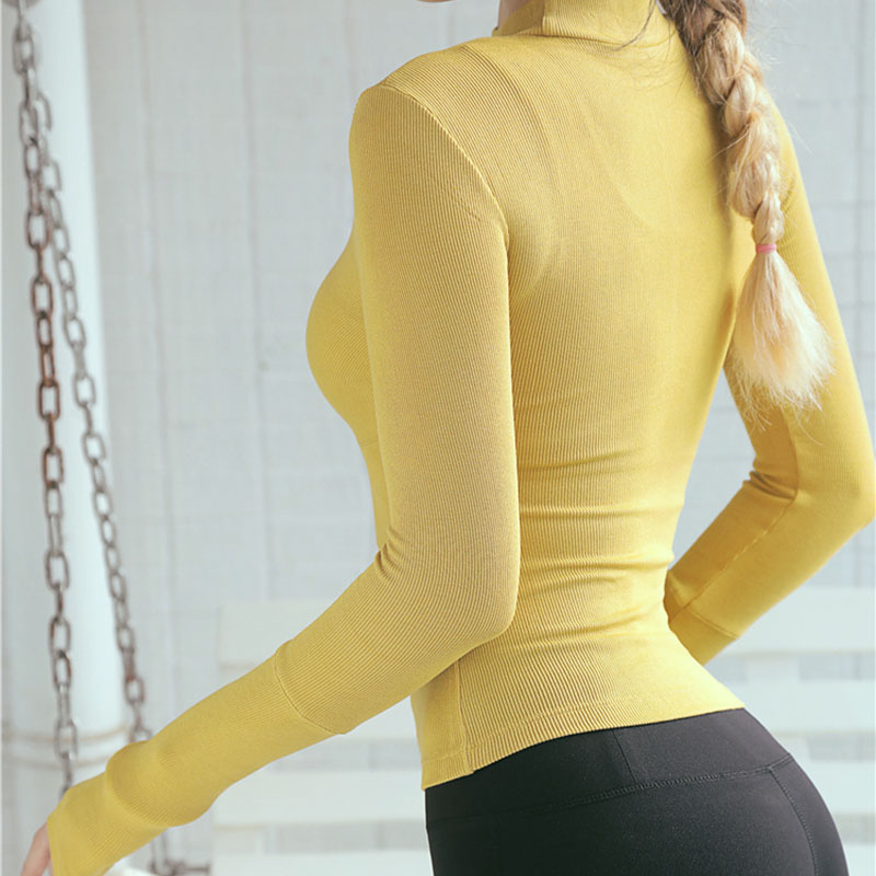 Wholesale-Factory-Directly-Ladies-Compression-Knit-Long