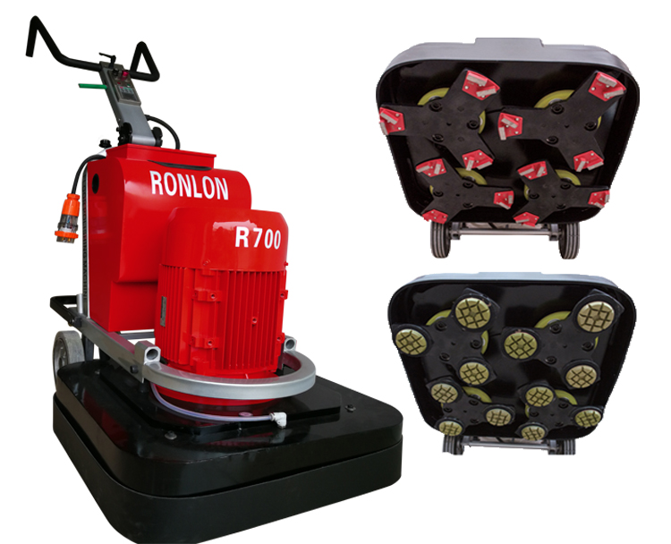 R700 Terrazzo Concrete Floor Grinding Machine For Hot Sale Buy Terrazzo Floor Grinding Machine Concrete Floor Grinding Machine Floor Grinding