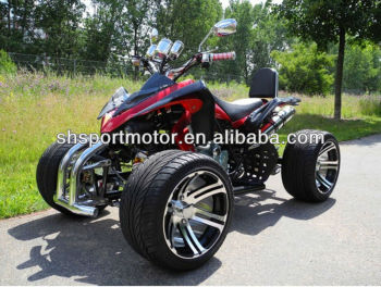 ORIGINAL EEC COC 2 SEATERS 250CC 300CC 350CC ATV QUAD BIKE 2015 MODEL