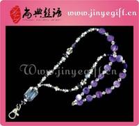 fashion handmaded Bling Sparkly Crystal Beaded Eyeglasses Neck Chain