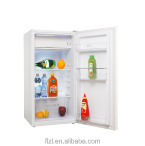 142L Best selling 12v 24v solar refrigerator fridge freezer used in home or office