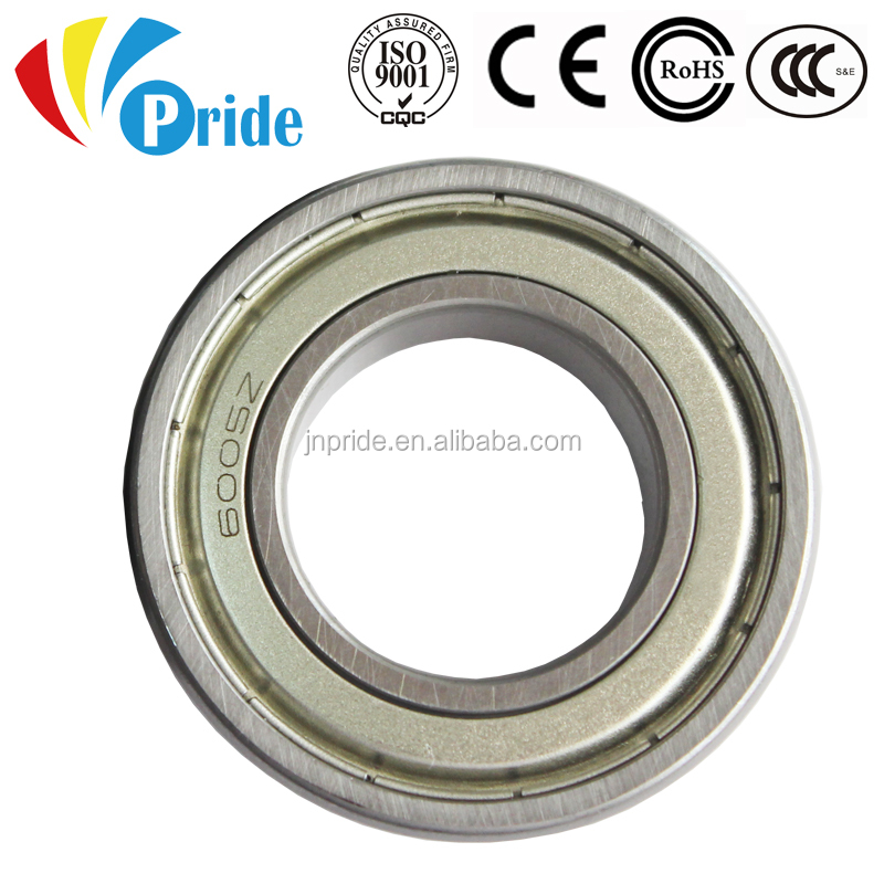 Top China Bearing Manufacturers Deep Groove Ball Bearing 6011/Z2 6011 Z2 55*90*18mm for Forklifts