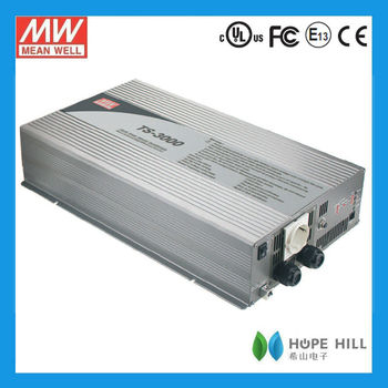 Meanwell Ts 3000 224 True Sine Wave Dc Ac 3000w Pure Sine