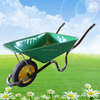 metal tray and solid wheel wheel barrow for Middle East market WB3800