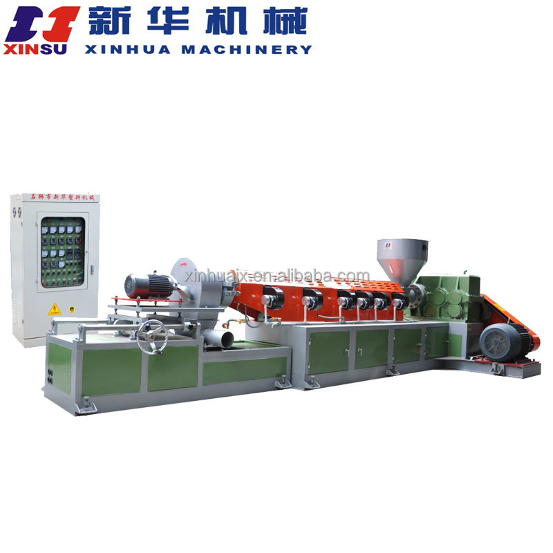 Good Price for Hot Cutting 100mm PVC Plastic Recycling Machine/Pelletizer