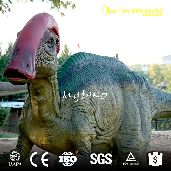 Rooms: My Dino-ad008 Life Size Animatronic Dinosaur