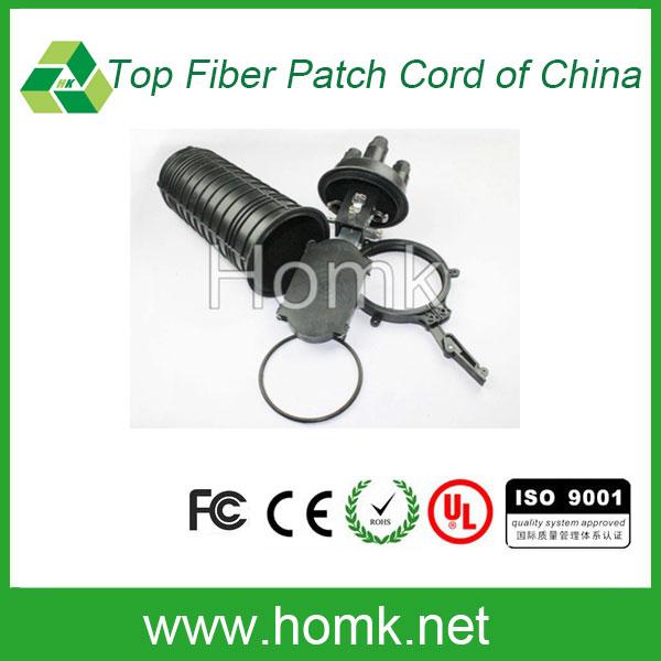Wholesale 144 core Dome type fiber optic splice closure 3 in 3 out ...
