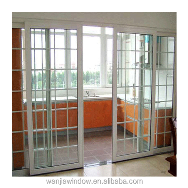Economic Series Good Quality Interior Door Pvc Sliding