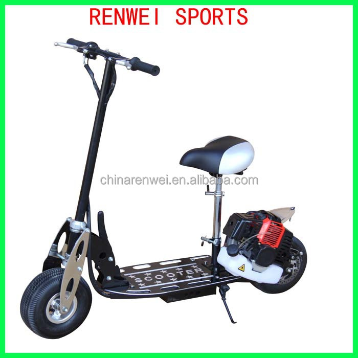 49cc 2 stroke cheap mini gas scooter buy gas scooter for Cheap gas motor scooters