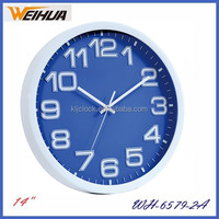 New style 3d wall clock