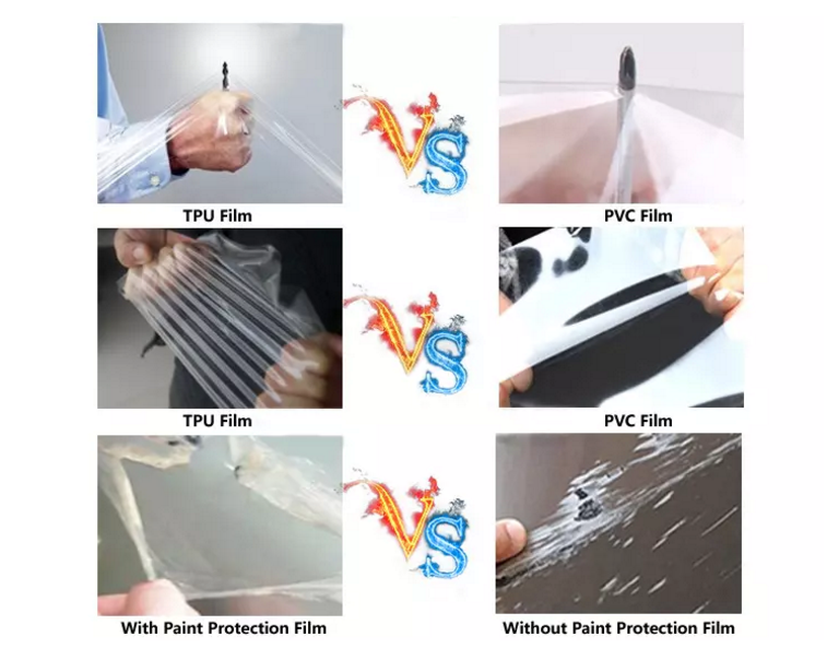 High Clear Top Quality PPF 1.52*18m Transparent TPU Car Paint Protective Film