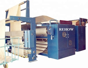 Best Seller RH-300 Open-width Knitted Fabric Singeing Machine