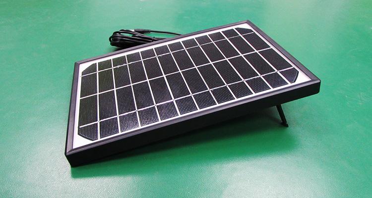 ソーラーパネル取付構造5w12vシステム仕入れ・メーカー・工場