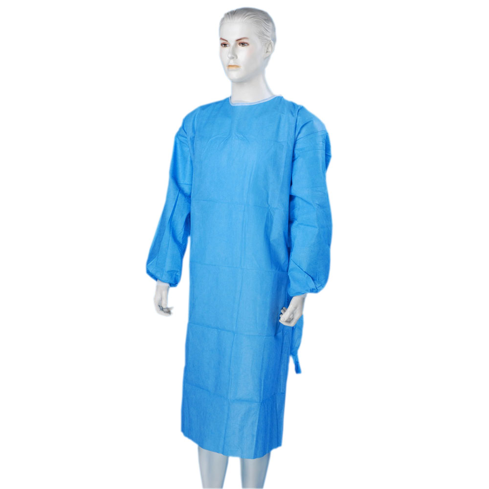 Disposable Hospital Isolation Gown, Disposable Hospital Isolation ...