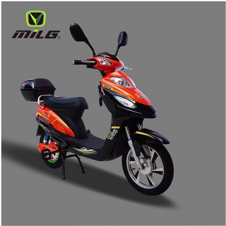 bajaj electric scooter , 350W / 500W / 800W CE EEC pedal 17Ah two wheels smart elecrtric scooter made in China