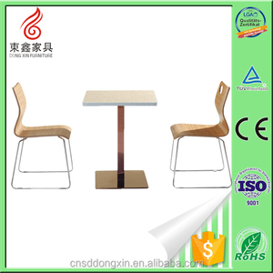 attractive design canteen heavy duty outdoor furniture