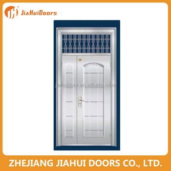 Home Front Stainless Steel Door With Window Grill Design - Buy ...