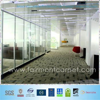 Nylon/PP Carpet Tiles Manufacturer, Thick Office Nylon Carpet Tiles, Nylon Carpet