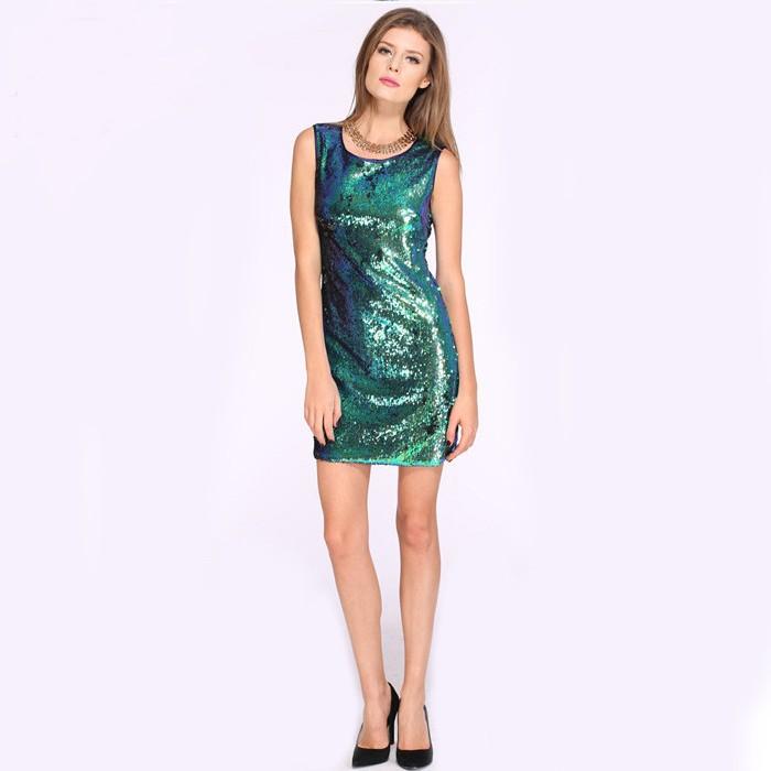 best service da786 8cf58 2016 Smeraldo Abito Da Sera Verde,Ultima Moda Verde Senza Maniche  Paillettes Abito Da Sera - Buy Verde Smeraldo Vestito Da Sera,Vestito Da ...