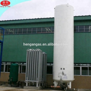 cryogenic liquid argon 20m3 storage tank