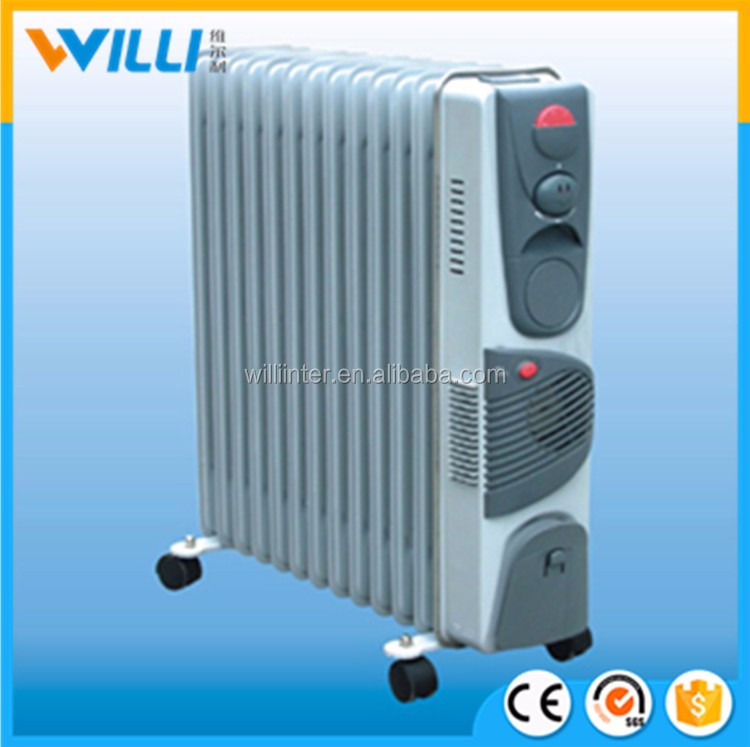 China OEM Winter Tragbare Ölradiator Raumheizung