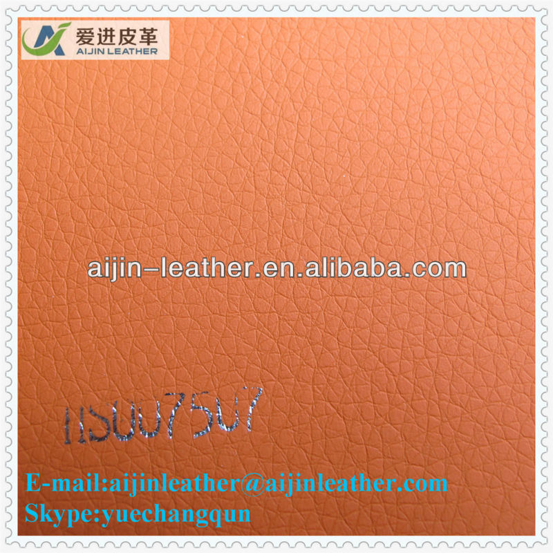 solf hot sale in Russia Spain PU leather for sofa, car seat