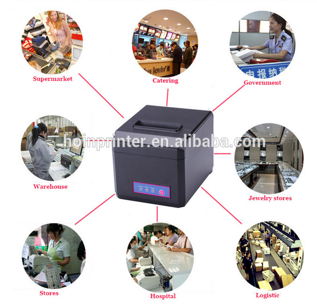 BIS Certified Printer Cheap Price Thermal Receipt Printer USB/Bluetooth Printer from factory directly