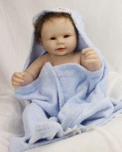 2017 NEW full body vinyl body reborn baby boy dolls manufacturer china