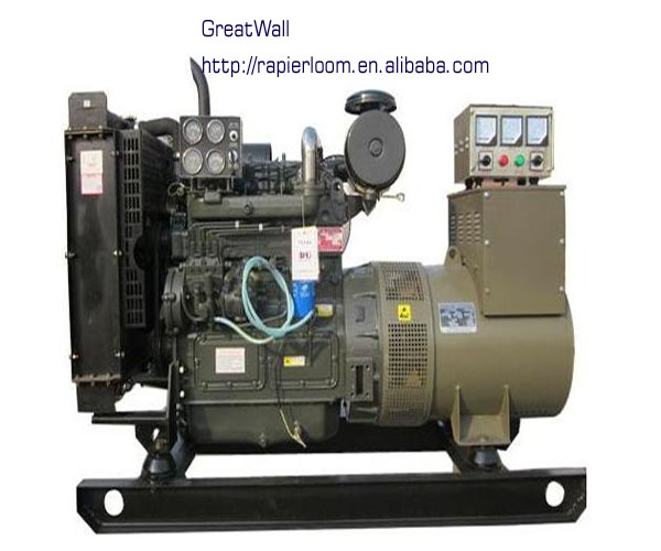 GreatWall Diesel Generator Unit GW 100 Series